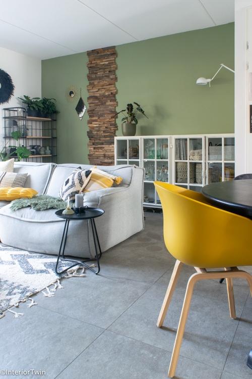 tegelvloer woonkamer voordelen