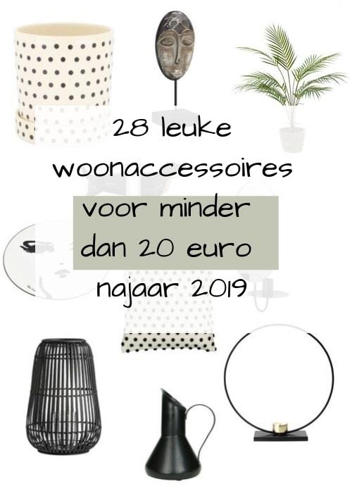 28 leuke woonaccessoires voor minder dan 20 euro najaar 2019
