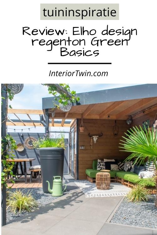 review elho design regenton green basics