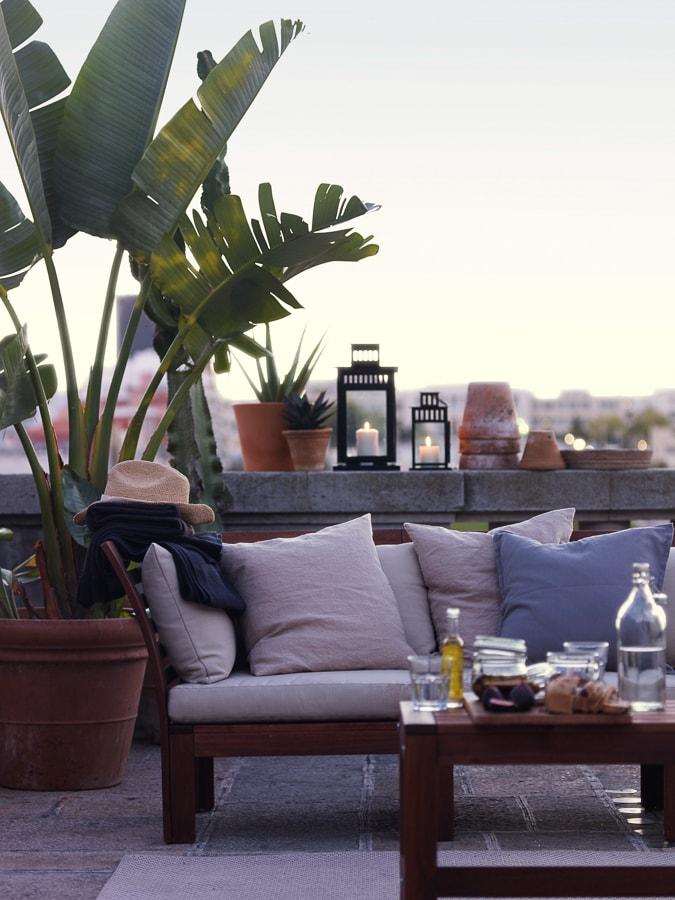 ikea tuin en balkon inspiratie