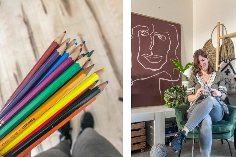 hobbys vanuit huis leren