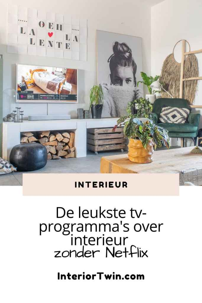 leukste tvprogramma's interieur zonder netflix