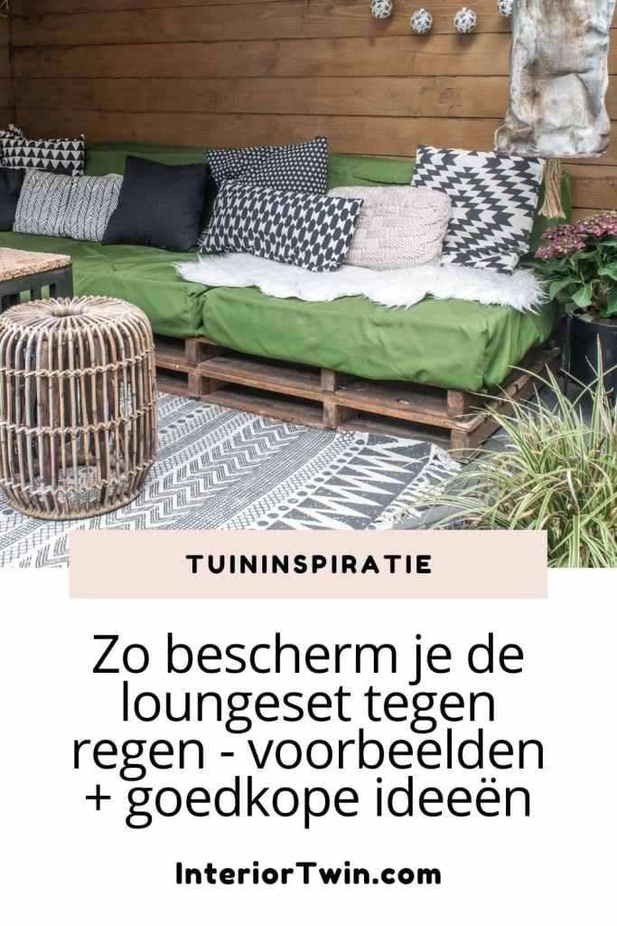 loungeset beschermen voorbeelden en goedkope ideeen