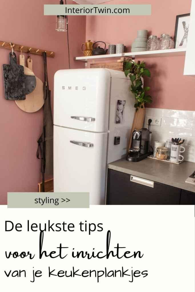 leukste tips inrichten keukenplankjes