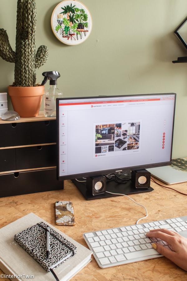 moodboard keuken online maken