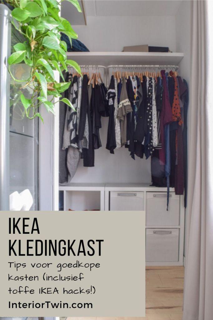 goedkope ikea kledingkasten diy hacks