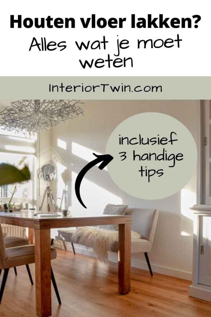 houten vloer lakken handige tips