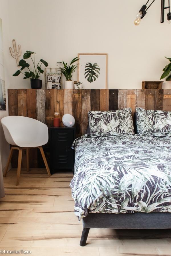 slaapkamer detail