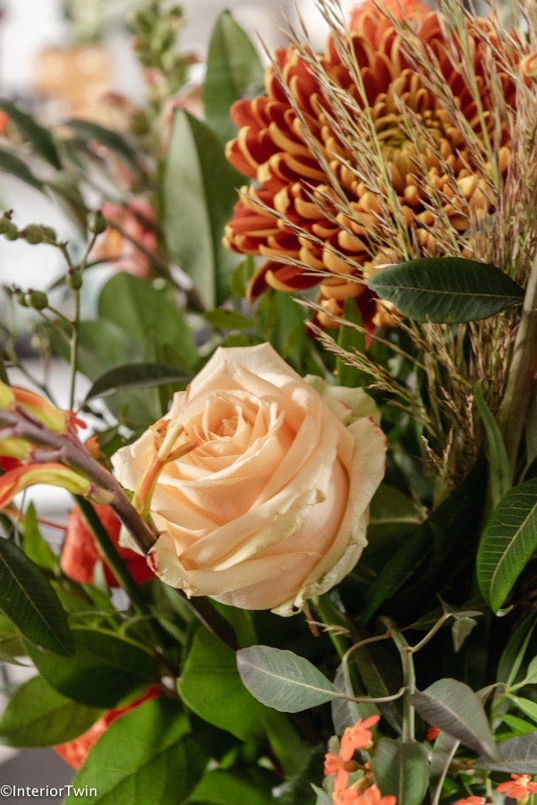 bloemen online besteld