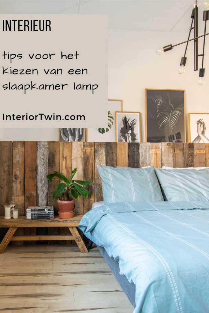 interieur tips slaapkamer lamp kiezen