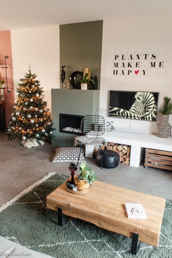 kerst in huis 2020