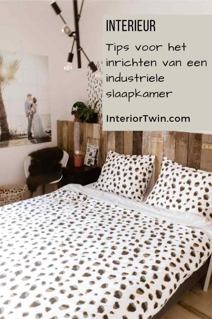 tips voor het inrichten van een industriele slaapkamer