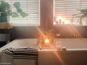 welness gevoel badkamer
