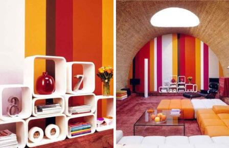 Penerapan Konsep Retro pada Desain Interior untuk