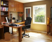 Traditional Home Office Ideas