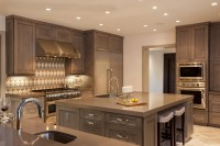 Lovely And Fabulous Transitional Kitchen Designs