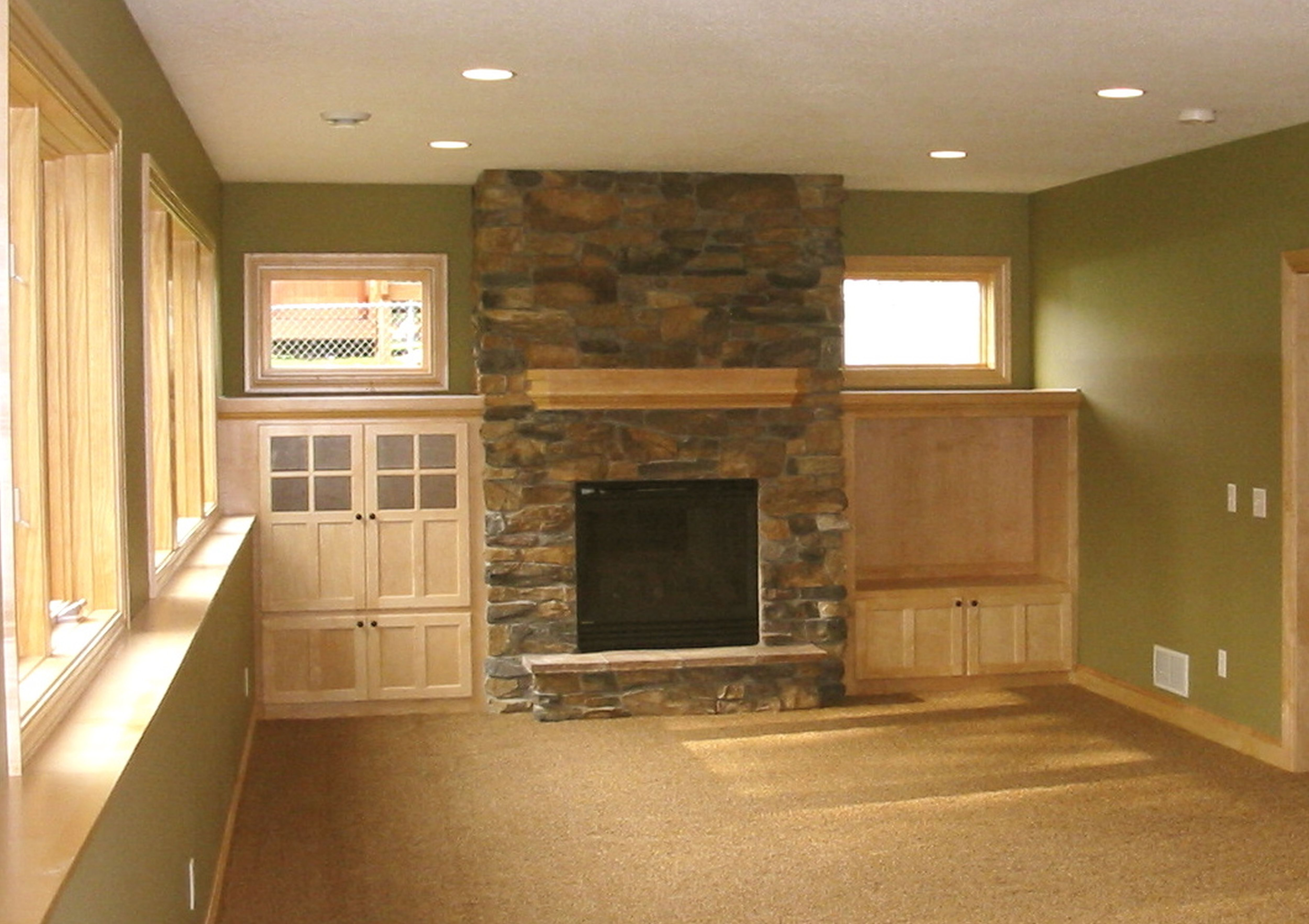 Inexpensive finished basements - Cheap finished basement ideas ...