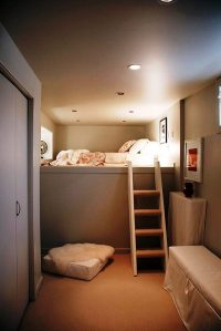 Fabulous Basement Bedroom Design Ideas - Interior Vogue