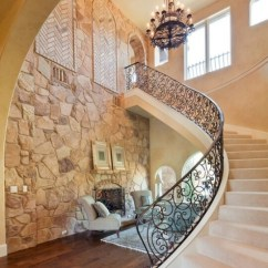 Living Room Modern Furniture Designs Leather Design Ideas Splendid And Classy Mediterranean Staircase ...
