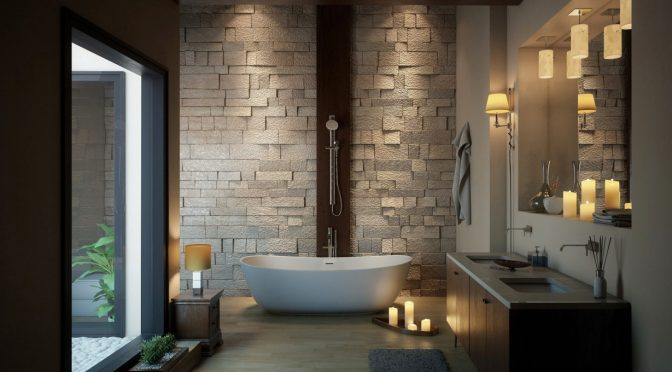 Awesome Bathtub Ideas With Luxurious Appeal