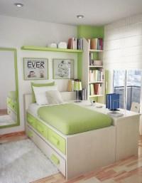 Cool And Joyful Teenage Bedroom Designs