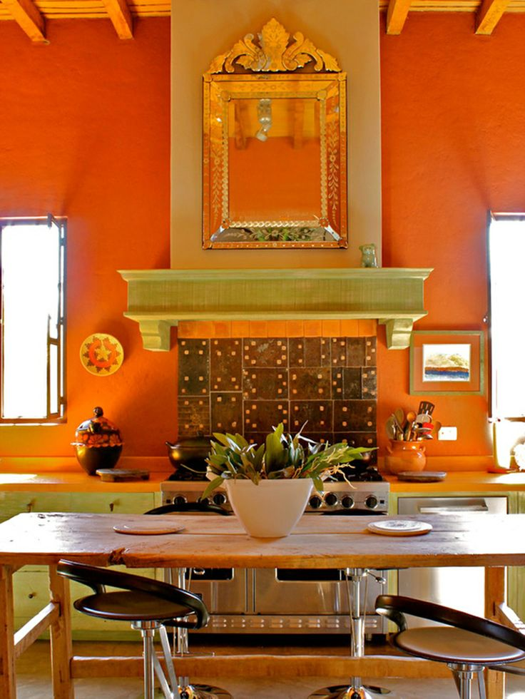 A spot to unwind while c. 25 Southwestern Dining Room Design Ideas - Interior Vogue