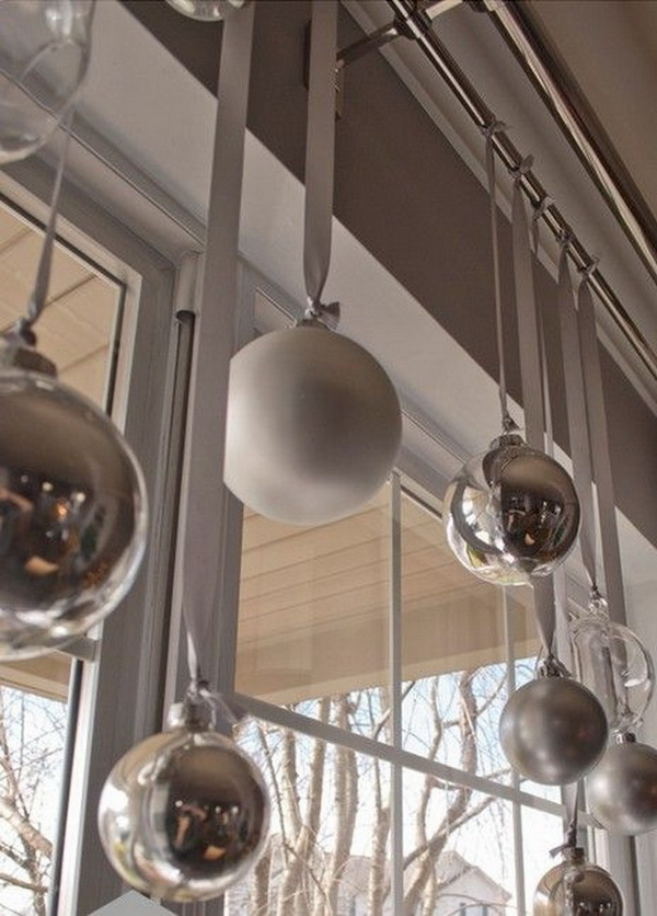 There are many ways to decorate. 35 Outstanding Christmas Window Decorations ideas