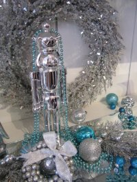 25 Awesome Blue Christmas Decorations Ideas - Interior Vogue