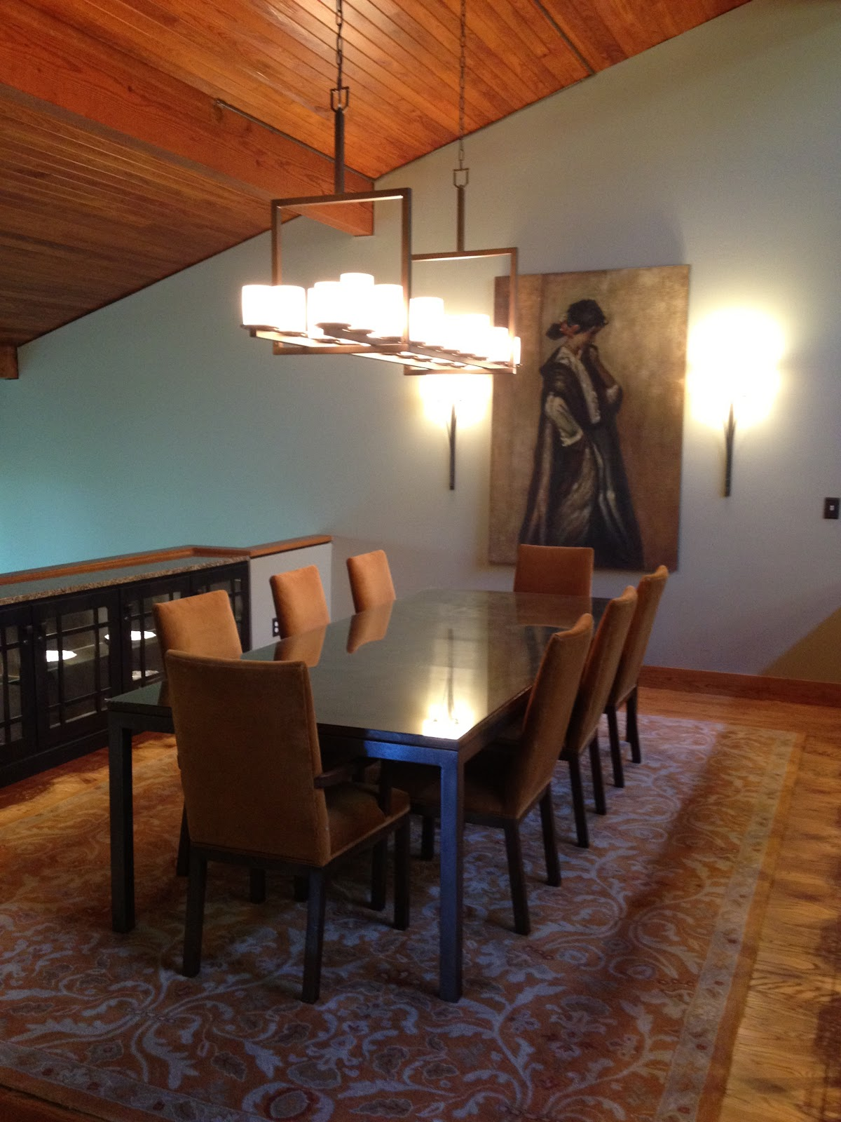 25 Beautiful Craftsman Dining Room Design Ideas  Interior