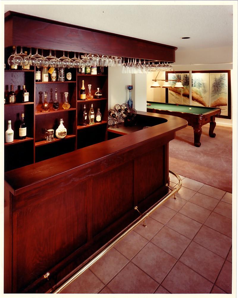 30 Stylish Contemporary Home Bar Design Ideas  Interior Vogue