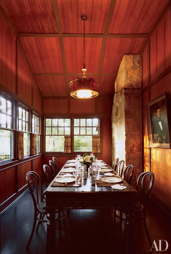 Beautiful Craftsman Dining Room Design Ideas - Interior