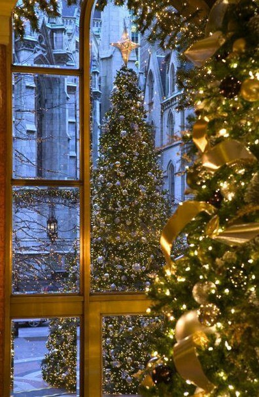 45 Classic Christmas Decorating Ideas Interior Vogue