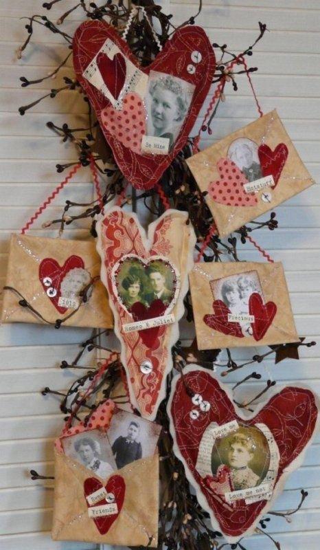 30 Exclusive Vintage Valentines Decorations Ideas
