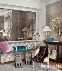 Mirrored Walls - Interior Walls Designs
