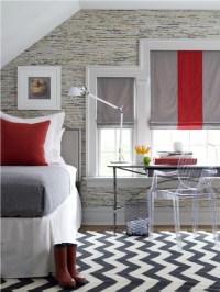 Roman Shades - Interior Walls Designs