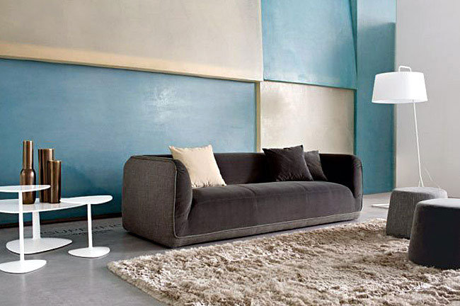 Fashion Supersoft Sofa Interiorzine