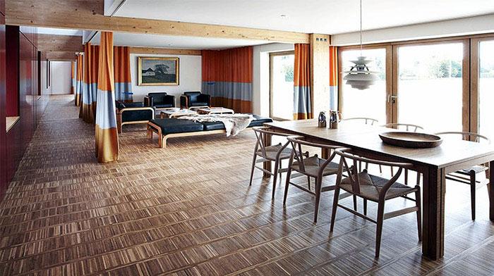 Amazing villa from Danish architect Jeppe Utzon amazing danish villa
