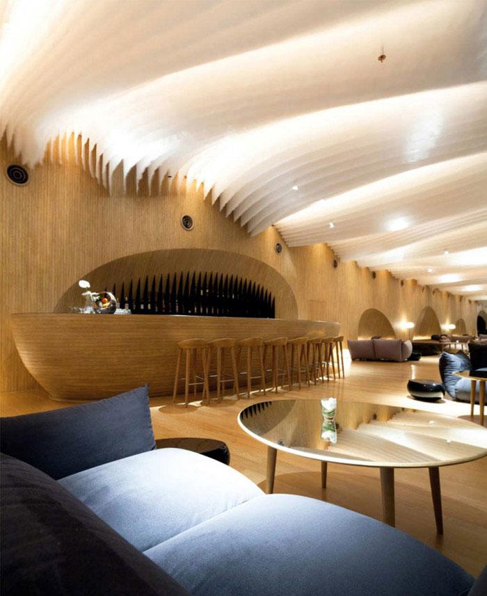 Amazing Interior Design at Hilton Pattaya Hotel  InteriorZine