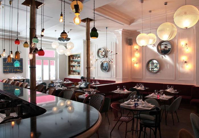 Bohemian Cafe  InteriorZine