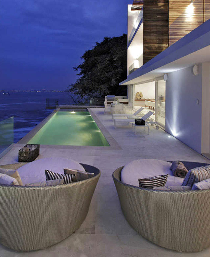 Modern Mexican House : modern, mexican, house, Modern, Mexican, Style, Homes, Inspiration