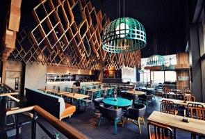 Restaurant Style Concept   InteriorZine