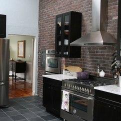 Slate Kitchen Appliances Modern Chairs Five Inspirational Remodels - Interiorzine