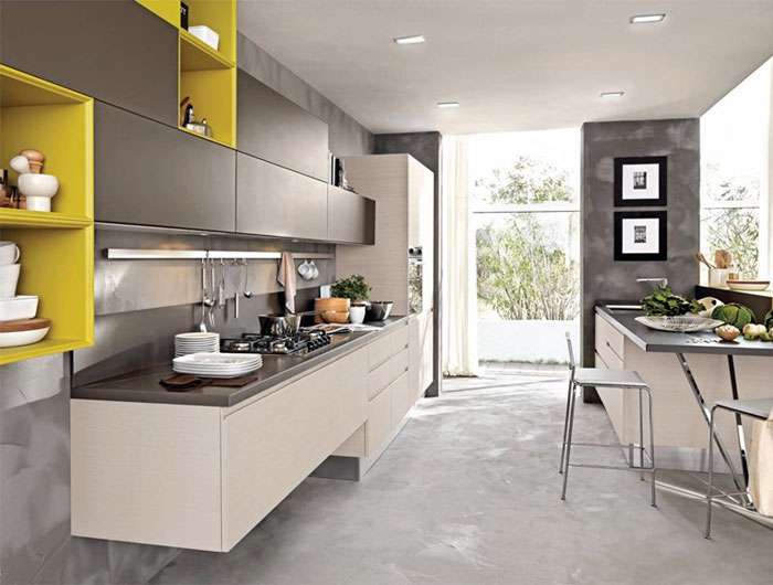 Kitchen with Island  Design Ideas for Your Kitchen Space  InteriorZine