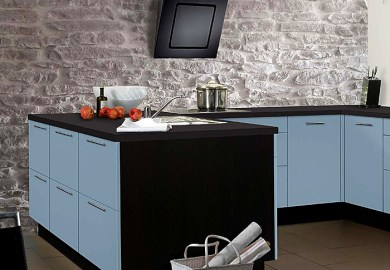 Black Kitchen Cabinets Decor