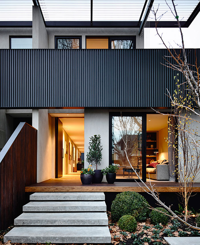 Excellent Example Of Modern Architecture Typical For