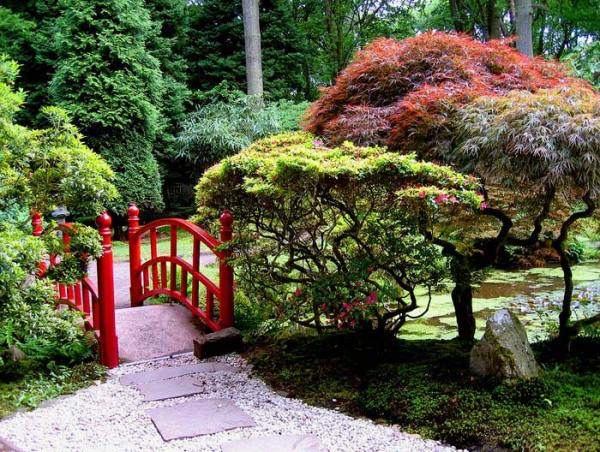zen gardens & asian garden ideas