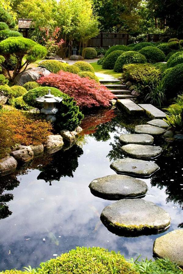 zen gardens & asian garden ideas