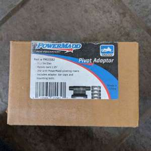 Powermadd Riser Block Pivot Conversion Kit