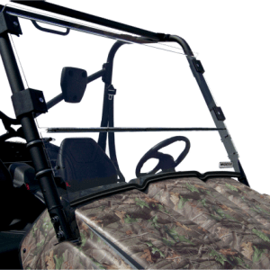 Kawasaki Teryx Moose Utilities Full Folding Windshield