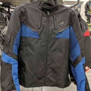 Alpinestars Omega Air Flow Textile Jacket Blue